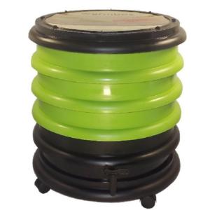 wormenhotel groene ronde wormenbak