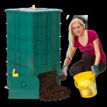 Slimme compostbak