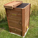 houten compostbak supercomp 305
