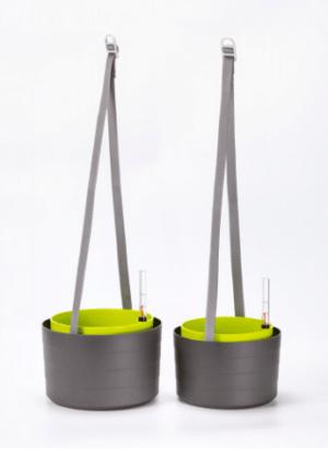 hangpot met waterreservoir